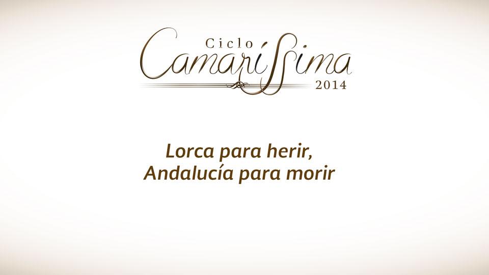 Lorca para herir